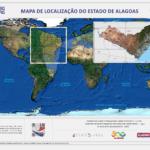 Mapa de localização: o que é e como produzir no ArcGIS e no QGIS