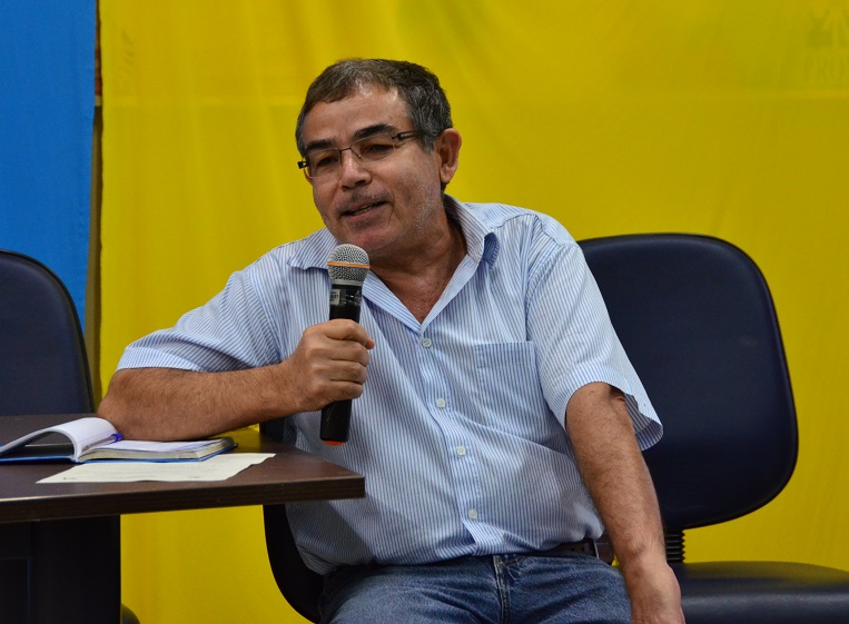 Pedro António dos Santos, Dr. - Professor Universitário - Boa Vista, RO