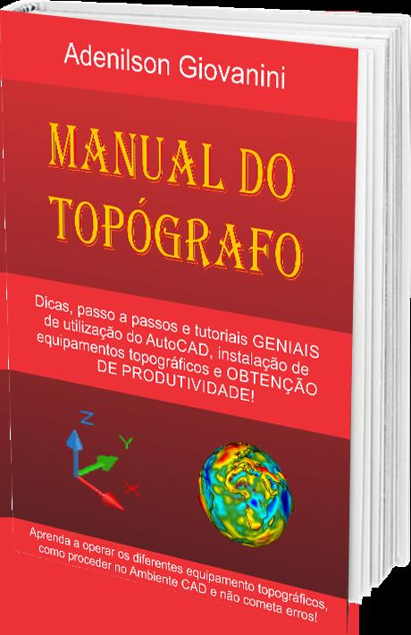 bônus 1 - manual do topógrafo