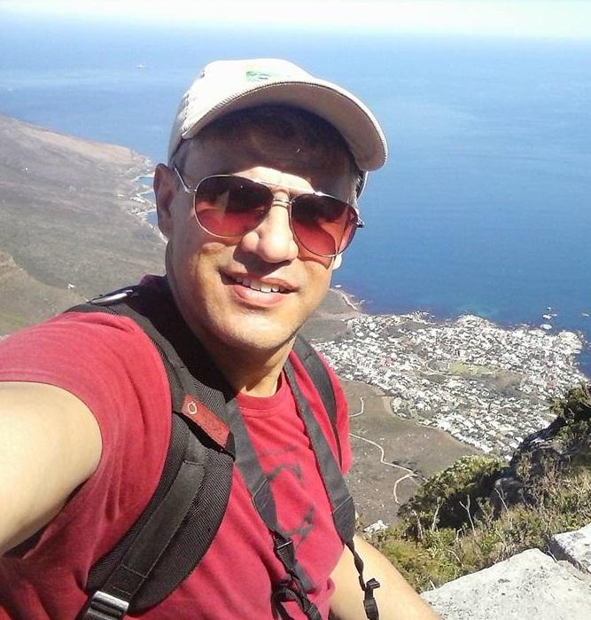 Adriano Lopes Pereira, Cunha, SP,