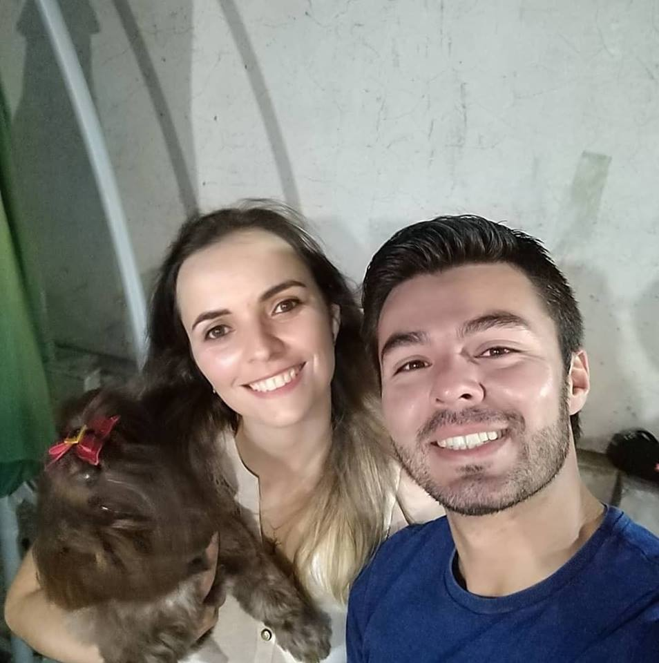 Daniela Torres - Engenheira Florestal - Rosário do Sul, RS